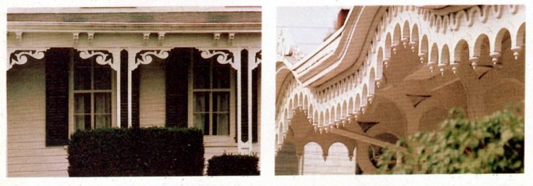 Classic house styles - wood trim ideas for the front porch (4)