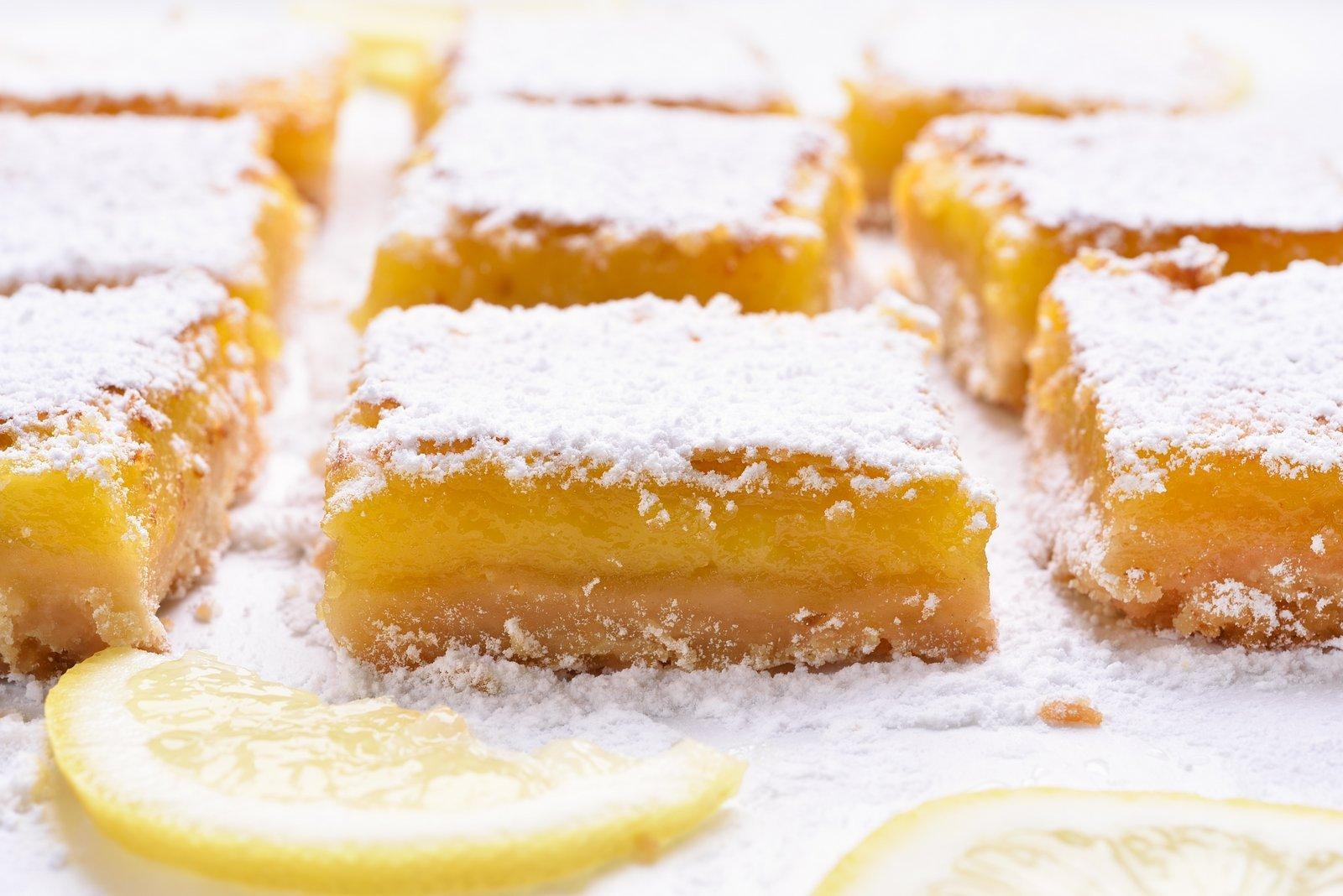 Classic lemon bar recipes 6 retro ways to make these delicious treats