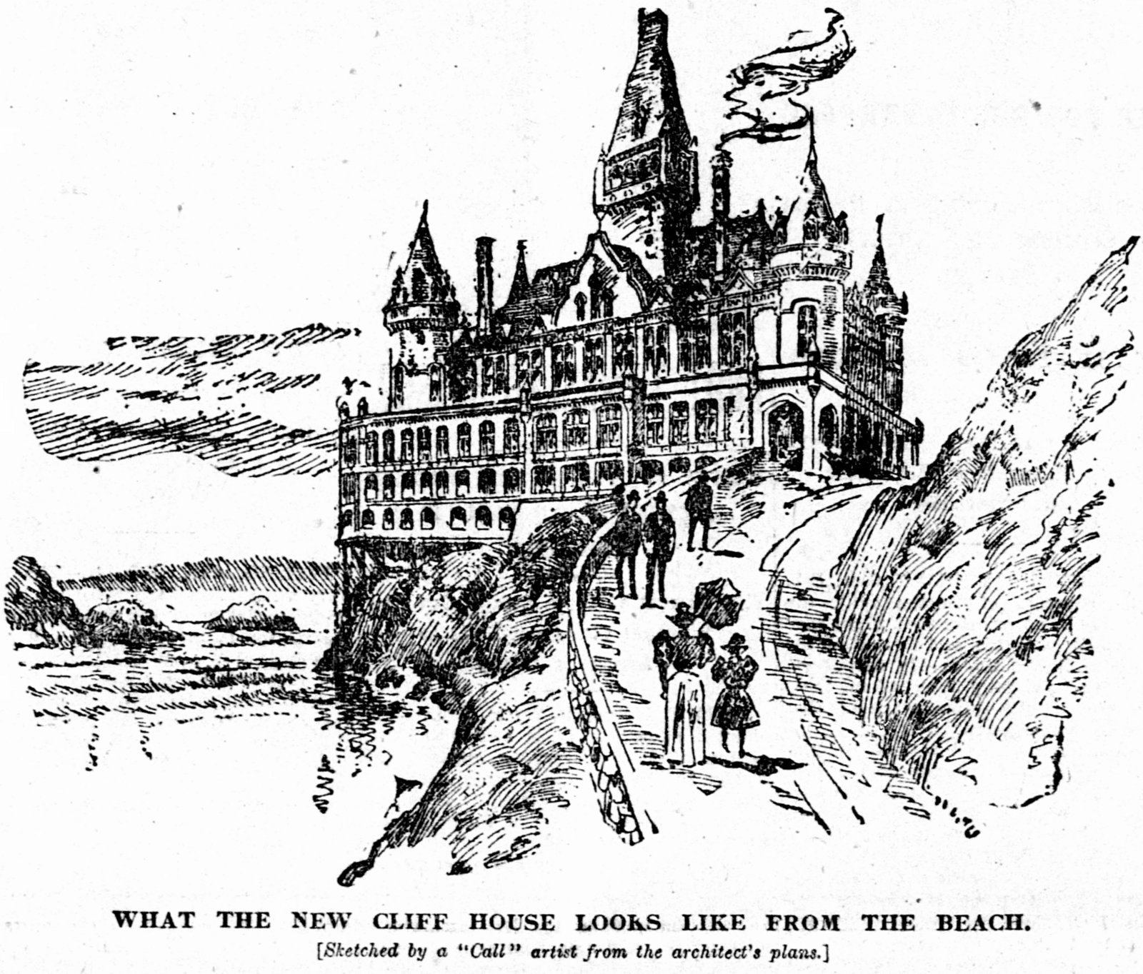 Cliff House and Sutro Railway opening in 1896 (1)