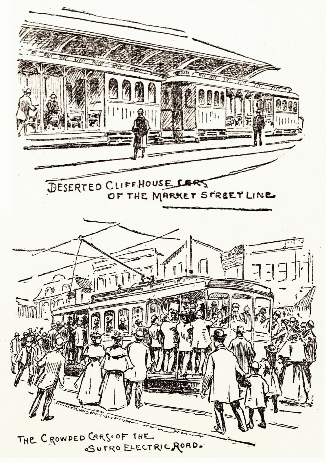 Cliff House and Sutro Railway opening in 1896 (2)