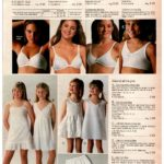 eeb6e6523d5 Fashionable  80s clothes for girls in the 1983 JC Penney catalog ...