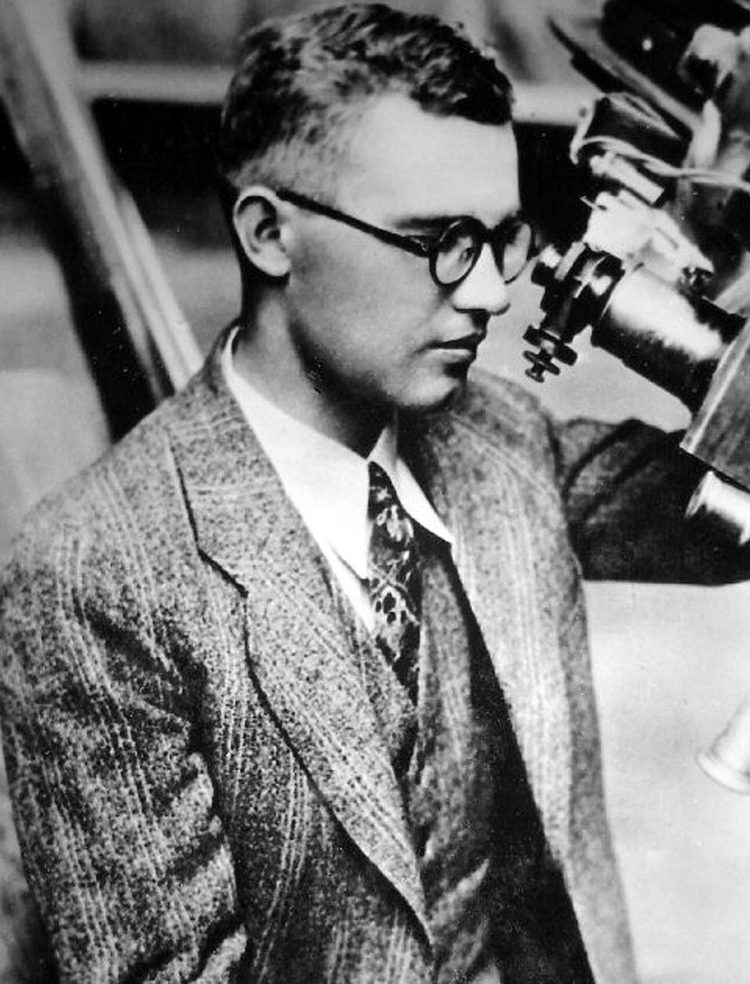 Clyde Tombaugh - pluto