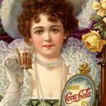 Coca cola drink with cocaine -1901