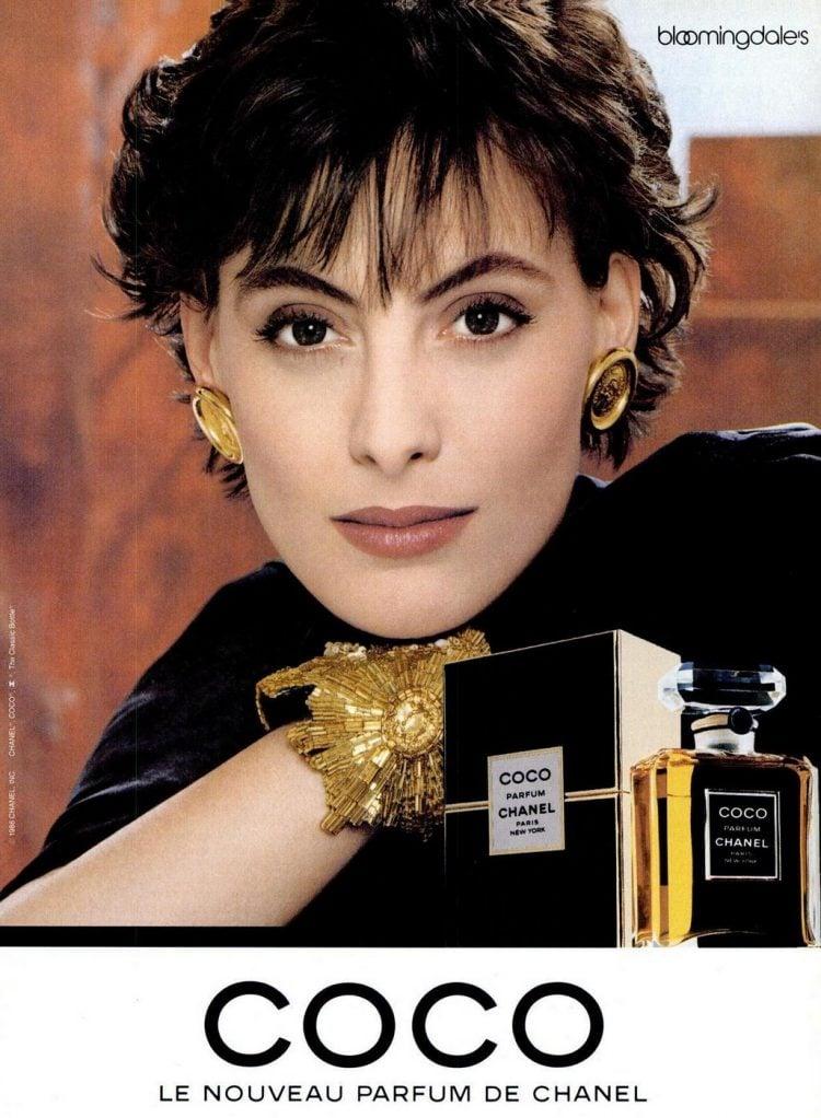 Coco Chanel parfum 1986