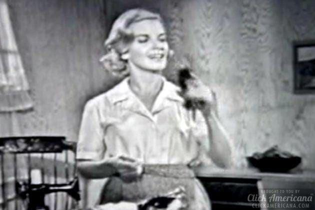 Coke keeps you thin! (1961)