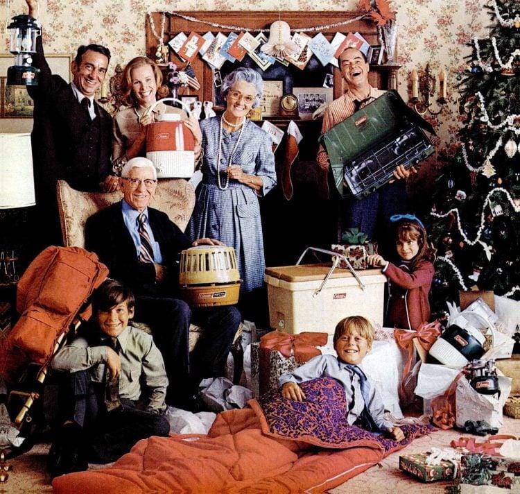 Coleman Christmas Dec 10, 1971