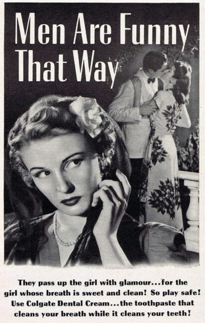 How to snare a male: Dating & marriage advice from 1950