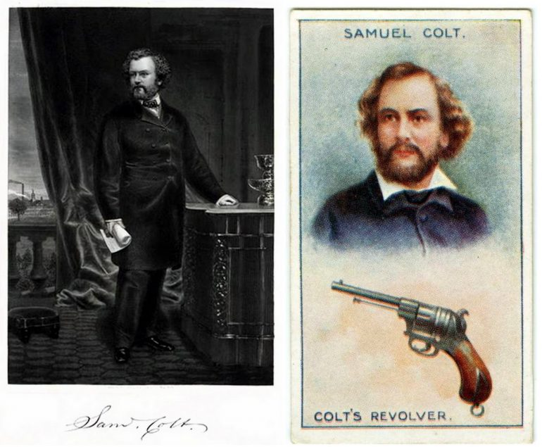 Colonel Samuel Colt
