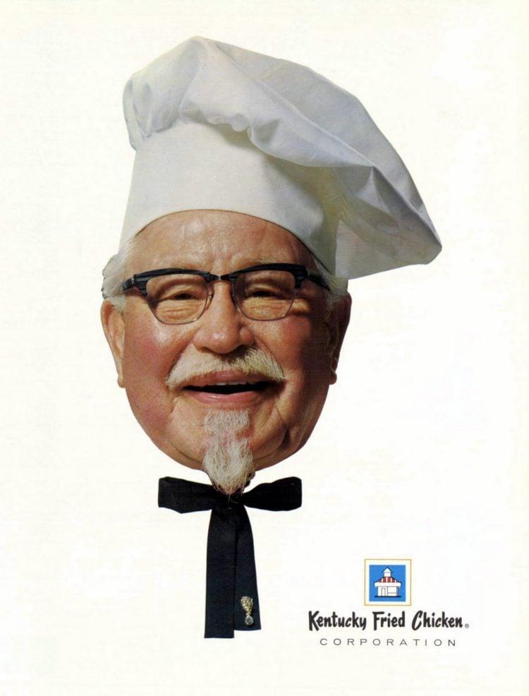 Colonel Sanders - KFC 1967