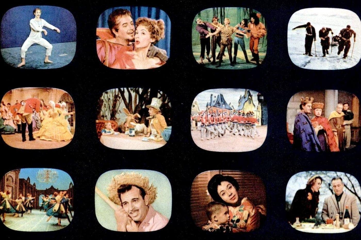 Color TV The big new thing in the 50s changed how people saw the whole world