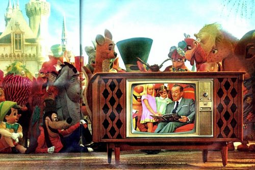 Color TV from the 1960s