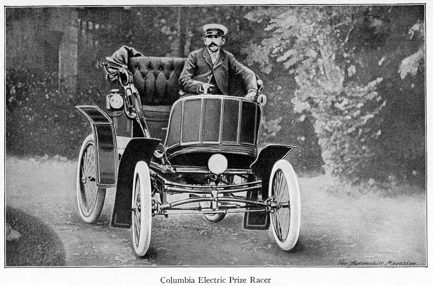 Columbia electric Prize Racer (1899)