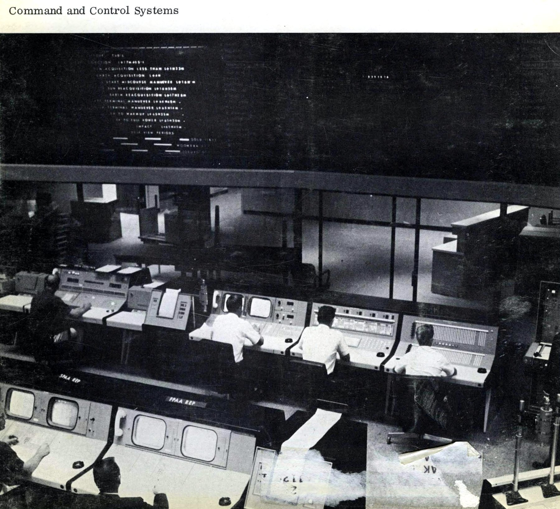 Command and control systems 91962)