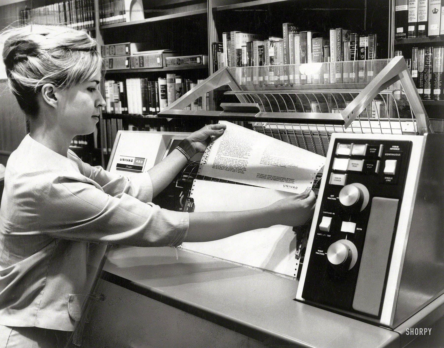 Computer - Librarian (1966)
