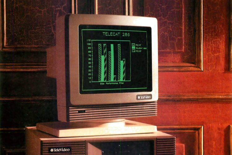 Computer costs from 1986 (2)