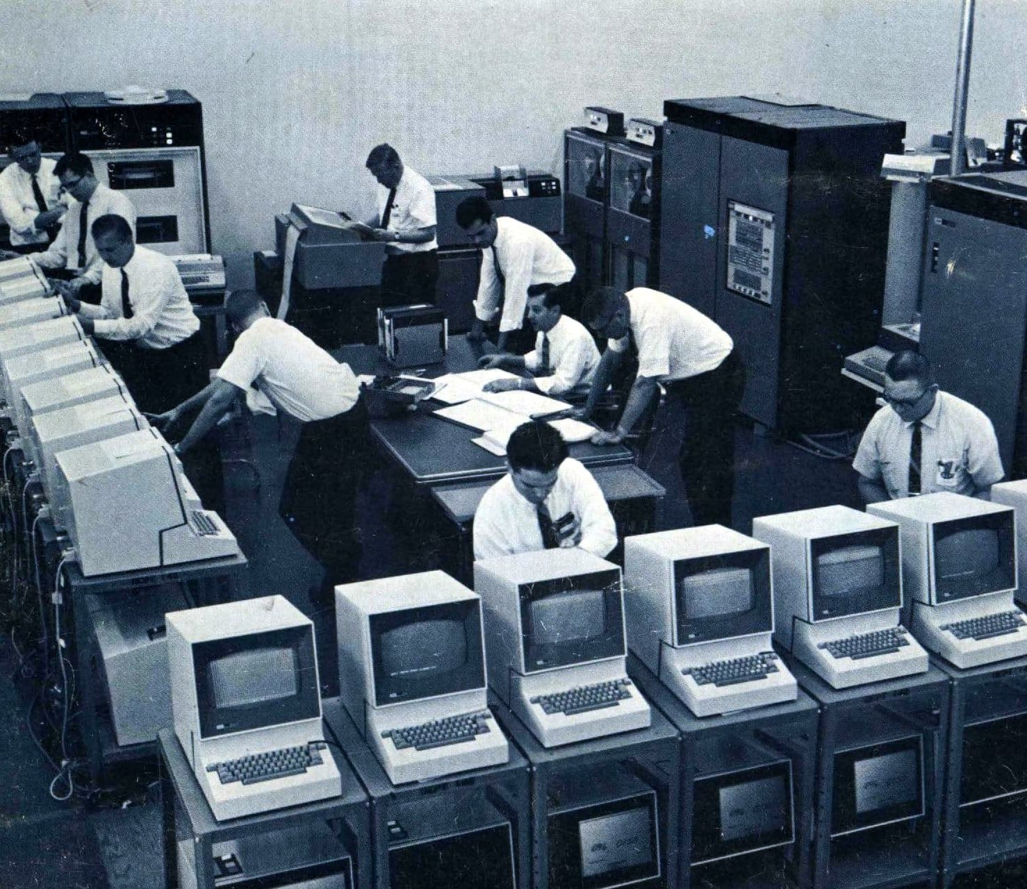 Computers in 1966