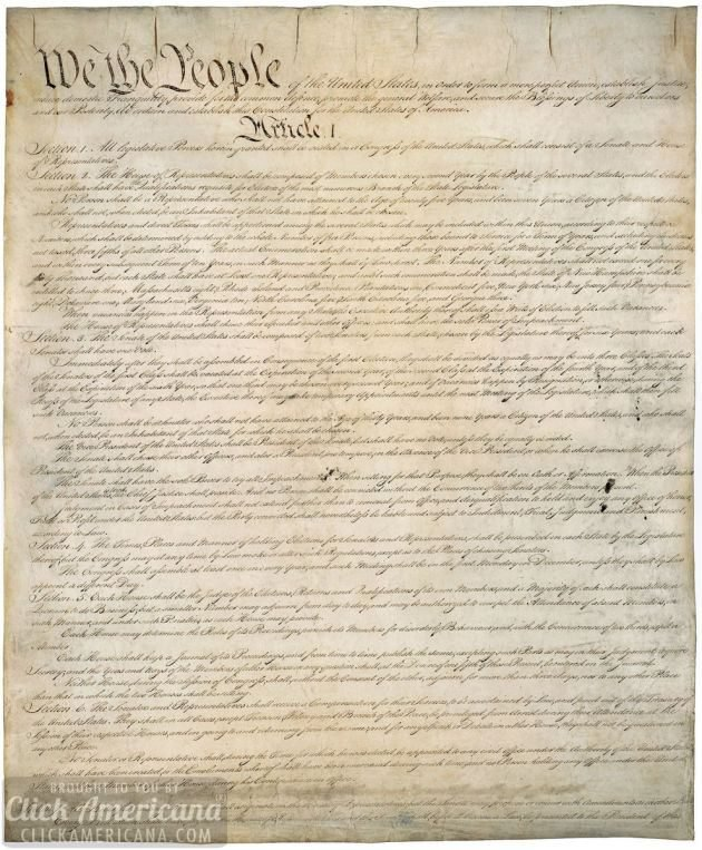 Constitution of the United States (1787)