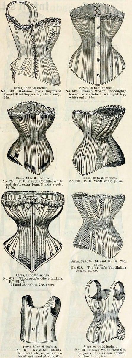 Corsets 1886 B. Altman & Co.-001