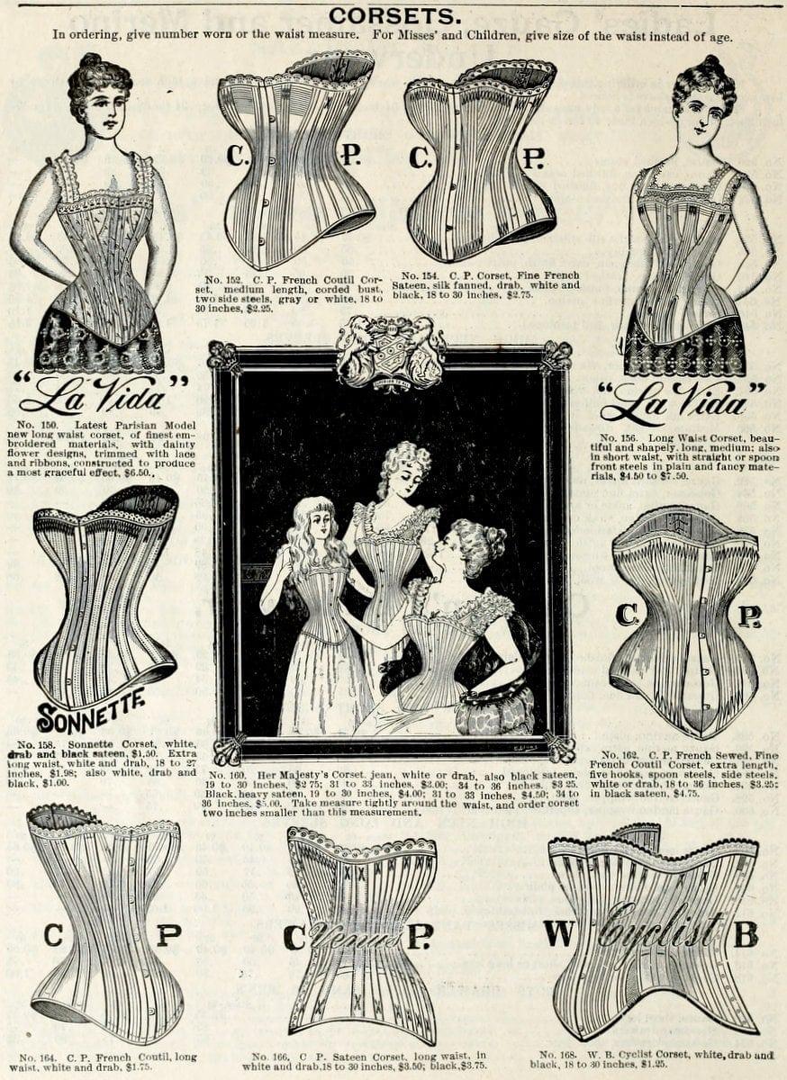 Corsets Spring & summer 1898 H O'Neill & Co NY (2)