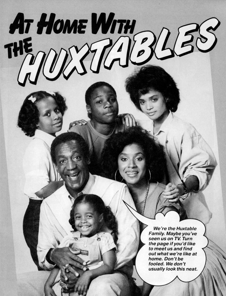 Cosby Show - At home with the Huxtables 1985