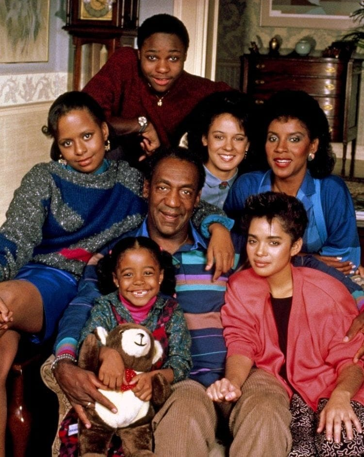 Cosby Show - Huxtable Family