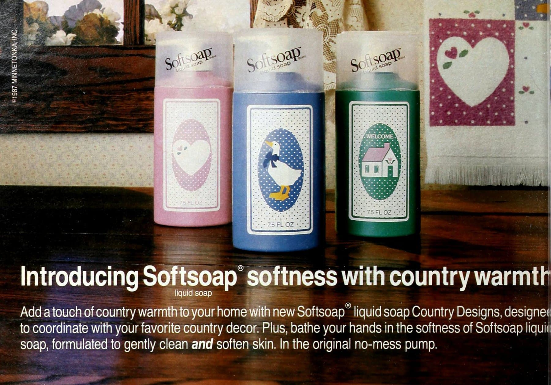 Country Warmth Softsoap (1988)