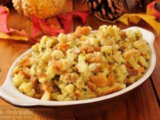 Cranberry-mushroom, sausage-pecan & other sensational stuffing recipes (1972)
