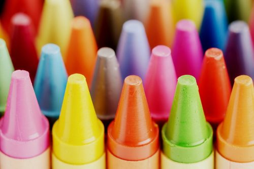 Crayons & paper 18 fun old-fashioned projects for kids