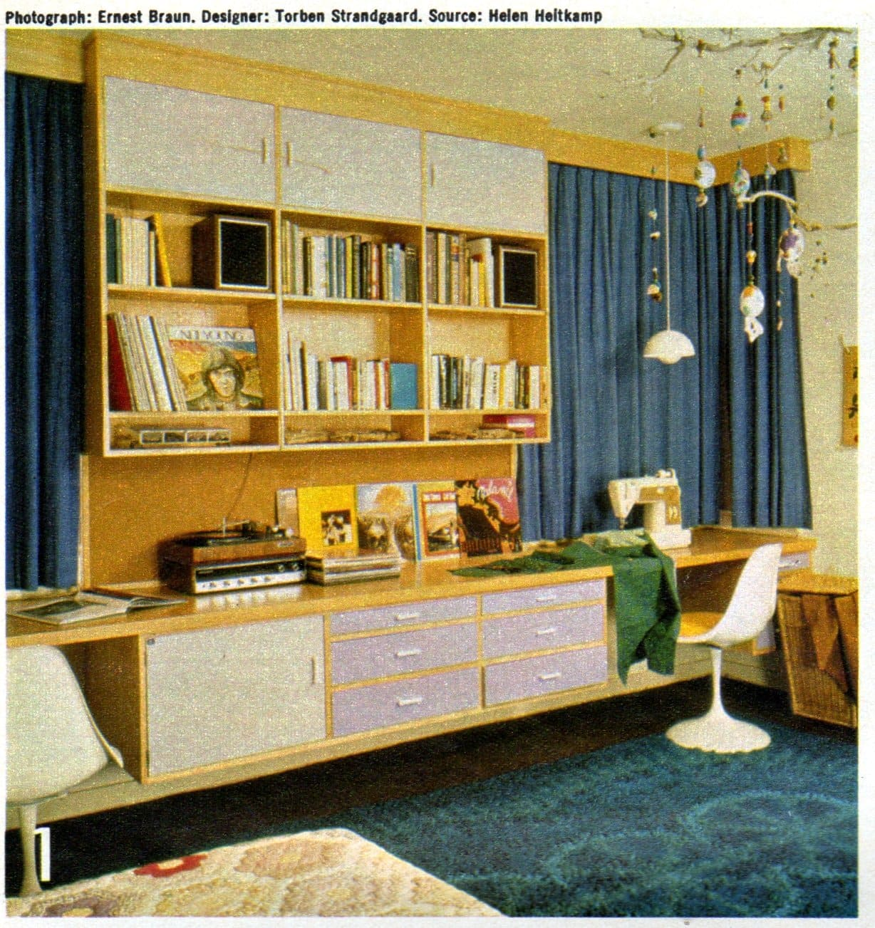 Creative bedroom decor ideas for kids from 1972 (3)