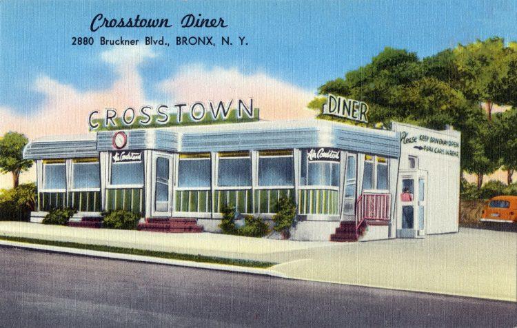 Crosstown Diner. 2880 Bruckner Blvd., Bronx, N. Y.