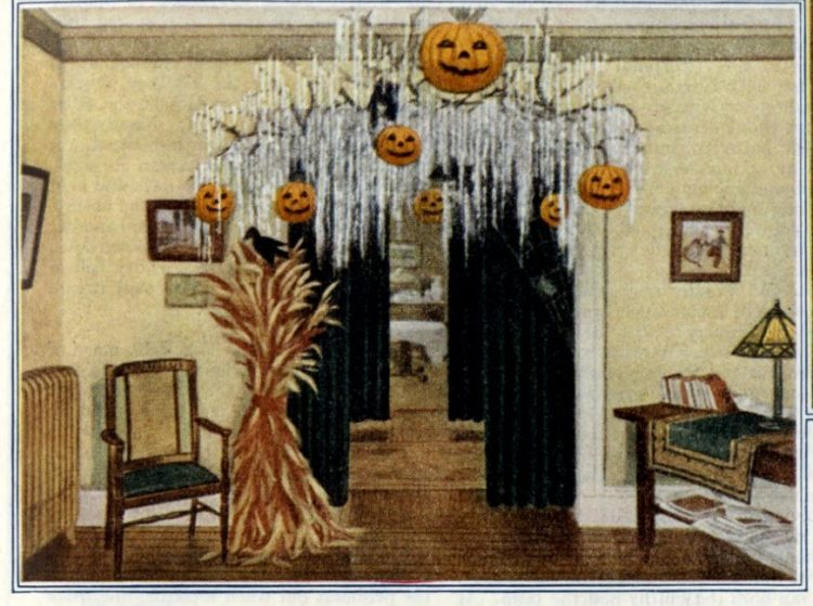 DIY Halloween decorations on a budget 1919 (1)