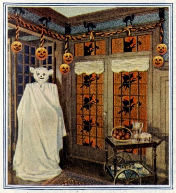 DIY Halloween decorations on a budget 1919 (4)