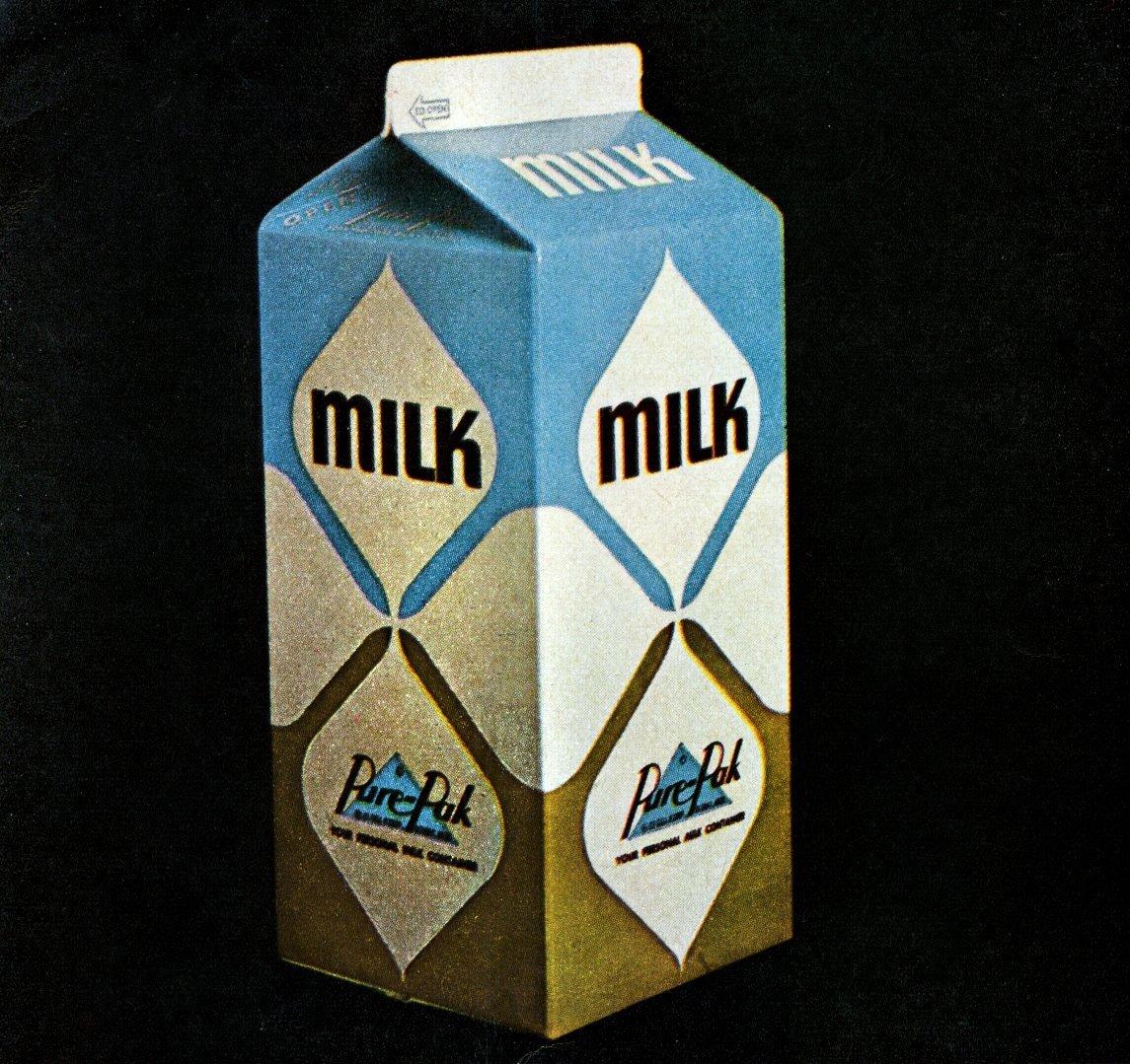 DIY Milk carton candle how-to
