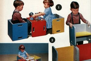 DIY fun furniture for kids can be used in so many ways (1955)