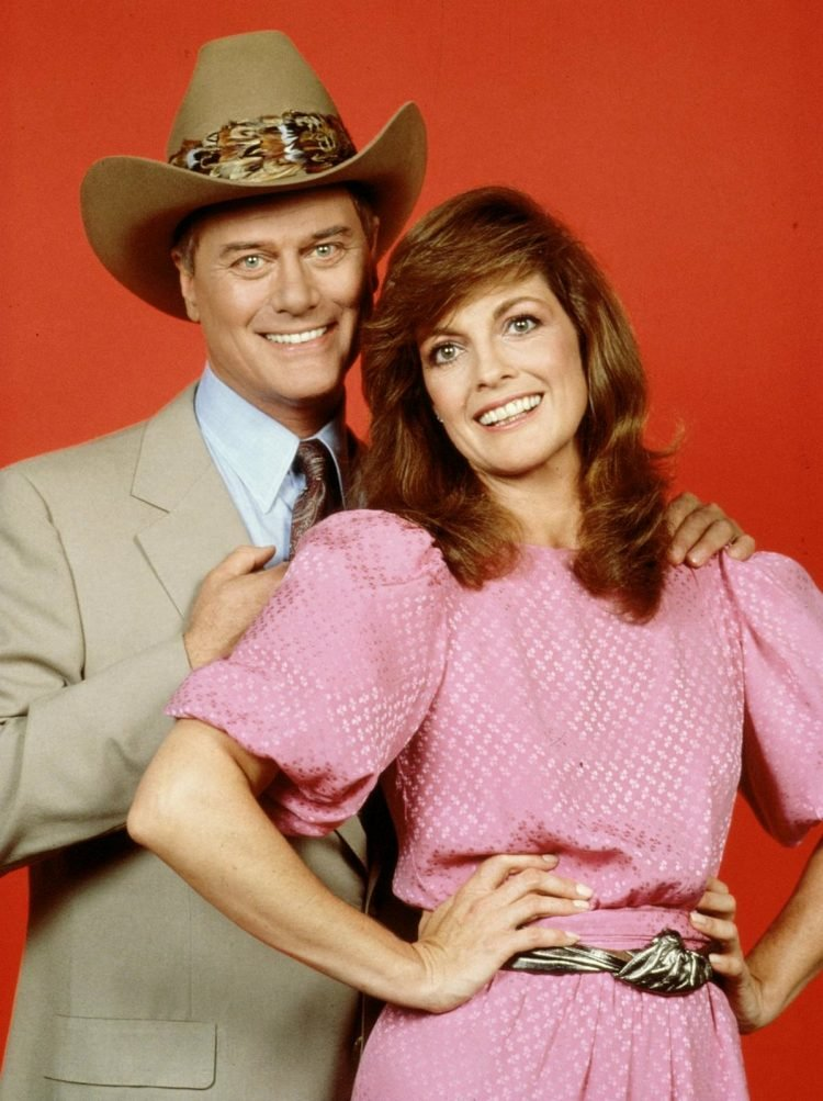 Dallas TV show stars