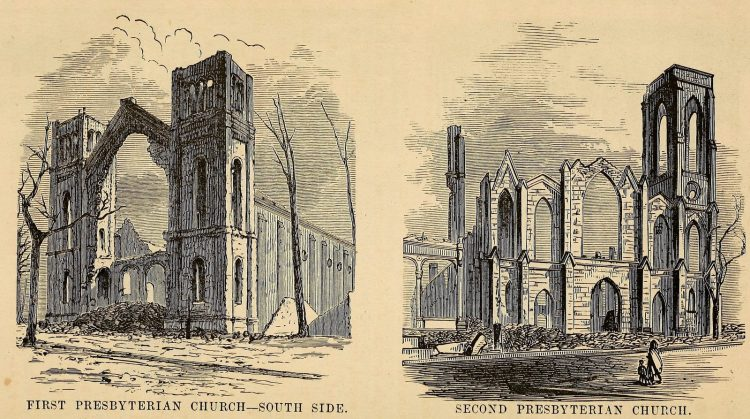 Damage and aftermath from the Great Chicago Fire of 1871 (5)