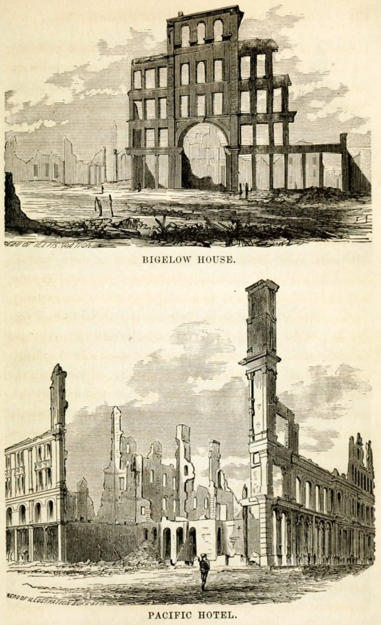 Damage and aftermath from the Great Chicago Fire of 1871 (6)