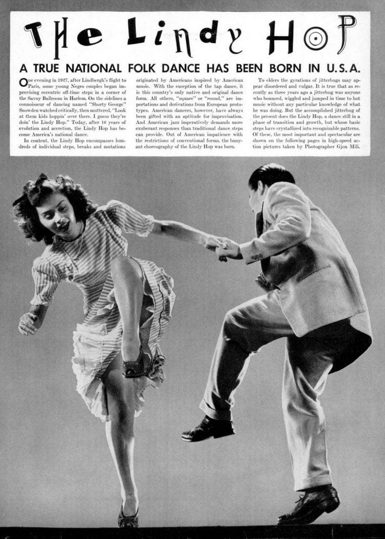 Dancing 1943 - Lindy Hop (3)