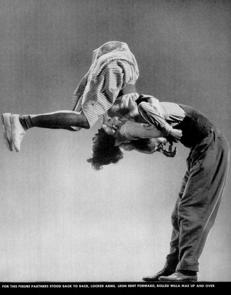Dancing 1943 - Lindy Hop (4)