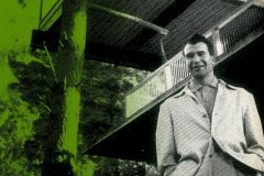 Dave Brubeck - Mr Jazz - lived in a house that was a tree house