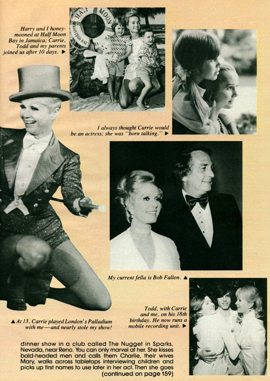 Debbie Reynolds personal photo scrapbook (3)