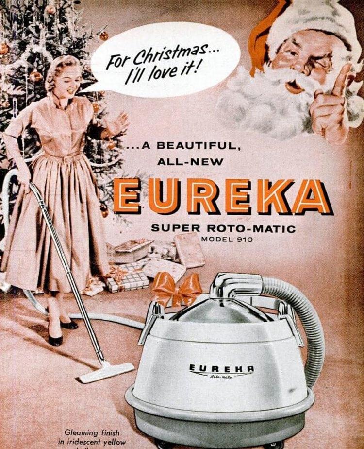Dec 10, 1956 Christmas vacuum