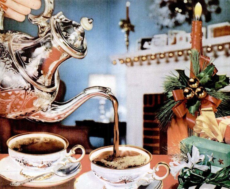 Dec 10, 1956 Coffee
