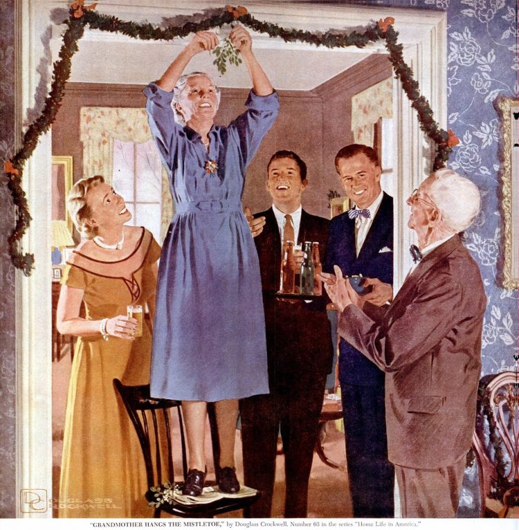Dec 17, 1951 Mistletoe