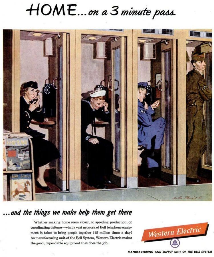 Dec 17, 1951 payphones