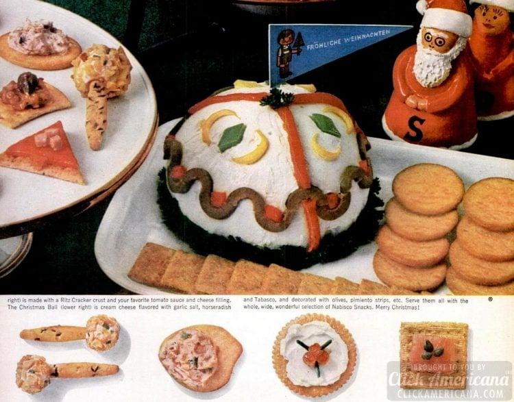 Dec 19, 1960 Christmas appetizers