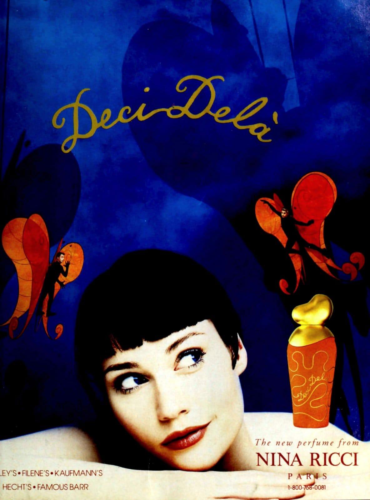 Deci Dela from Nina Ricci (1995) at ClickAmericana com