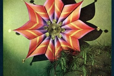 Deck the halls with lots of '60s-style Christmas decor
