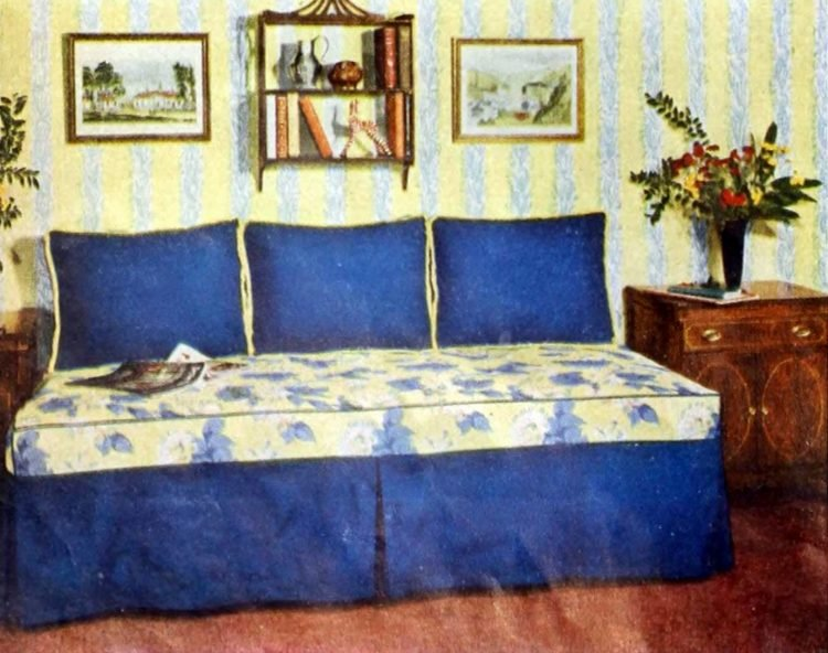 Decorating a small home 40s style (2)