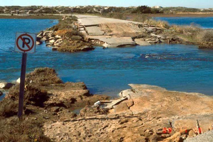Destroyed Causeway
